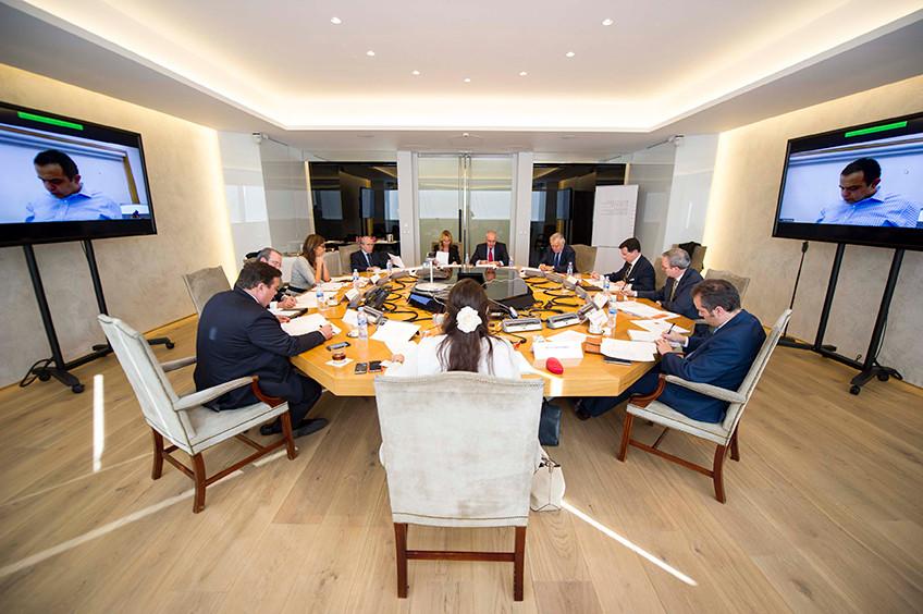 Patronato Fundacional de la Fundación Consejo España-Colombia