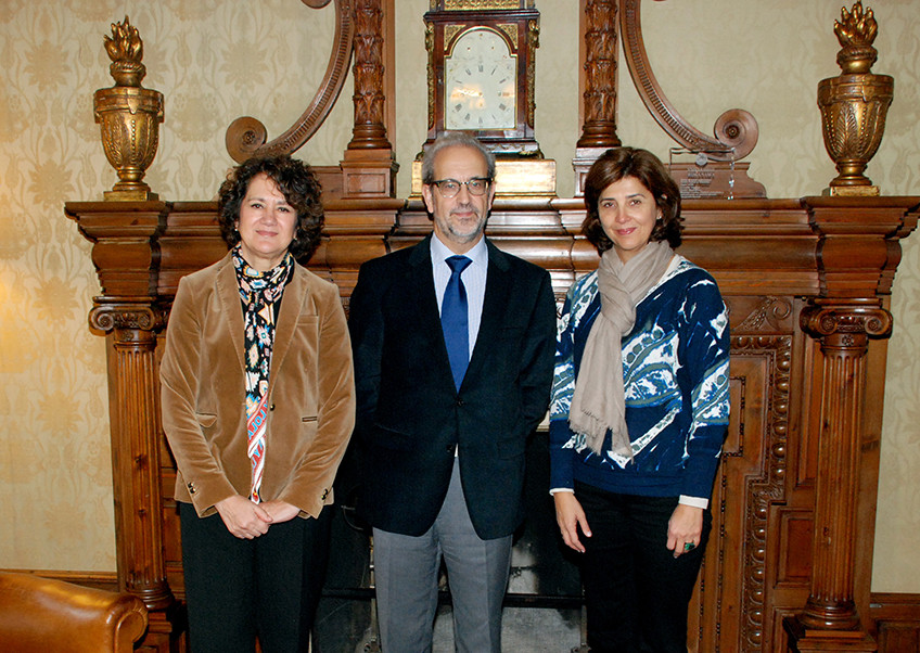 La ministra de Relaciones Exteriores de Colombia visita la USAL