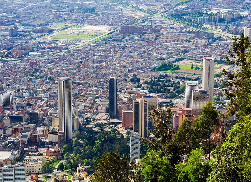 Jornadas sobre smart cities en Bogotá