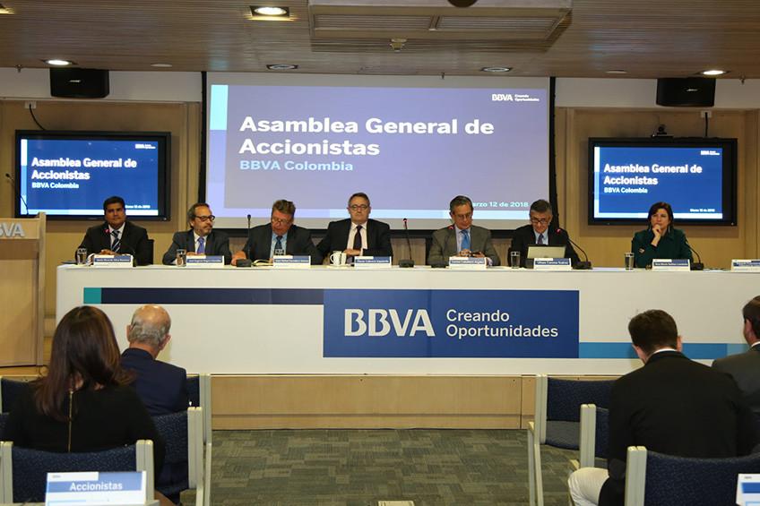 BBVA Colombia avanza en digitalización en 2017