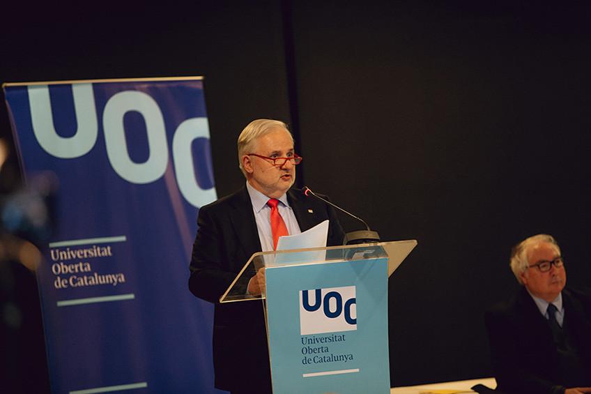 La UOC abre una oficina en Colombia