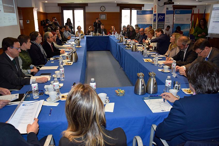 La Rioja y Andalucía buscan negocio en Colombia