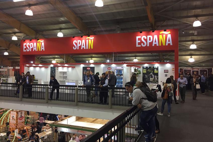 España participa en Alimentec Bogotá 2018