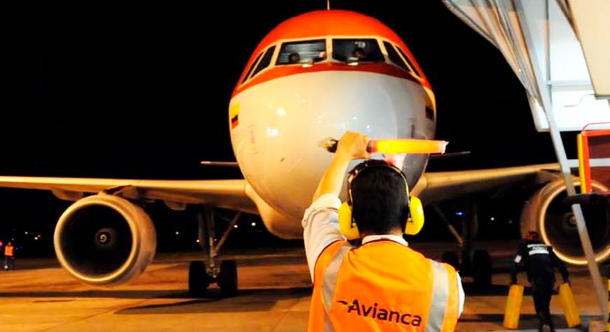 Avianca vuelve a operar con sus aviones los vuelos de Medellín y Cali a Madrid