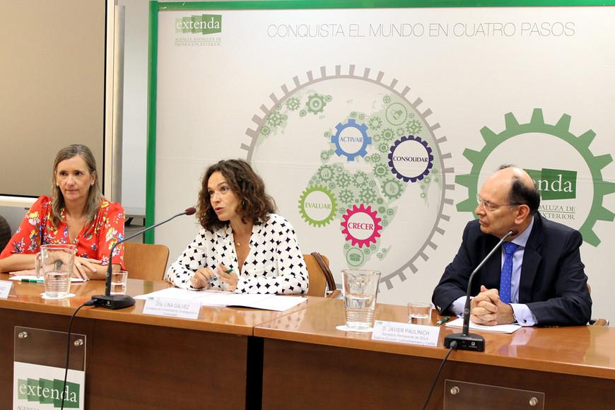 Extenda y SELA acuerdan promover la internacionalización de pymes