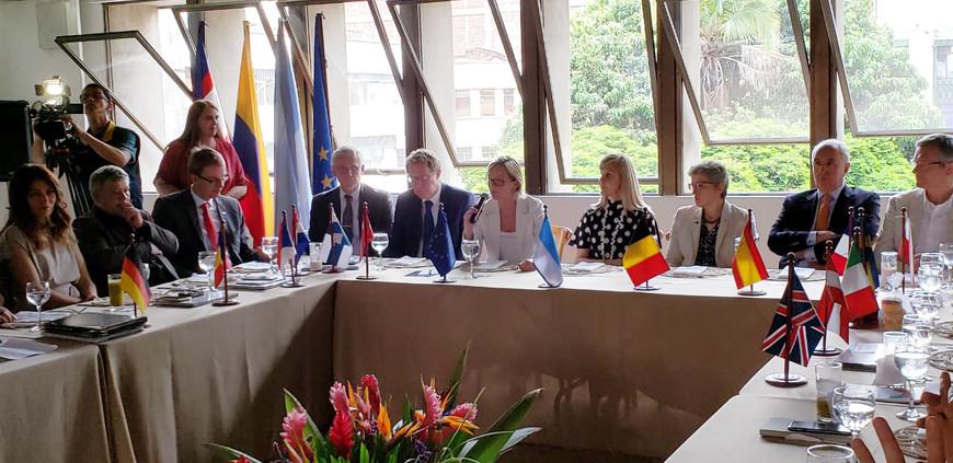 La Unión Europea visita el Valle del Cauca