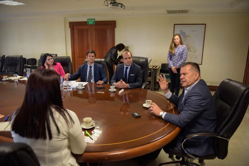 Euskadi y Colombia quieren cooperar en proyectos innovadores