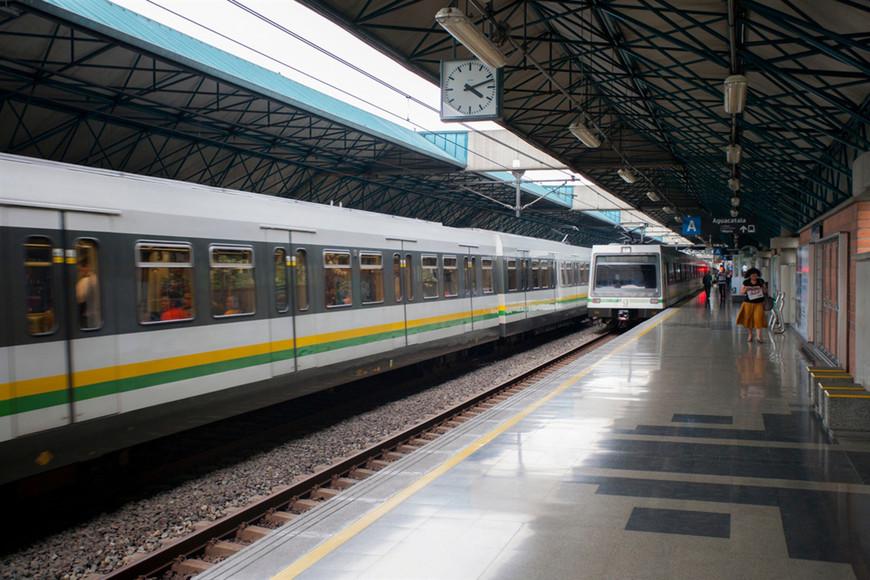 CAF se adjudica un contrato con Metro de Medellín