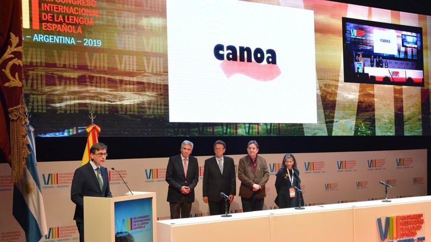 Canoa, la nueva plataforma para difundir la cultura en español