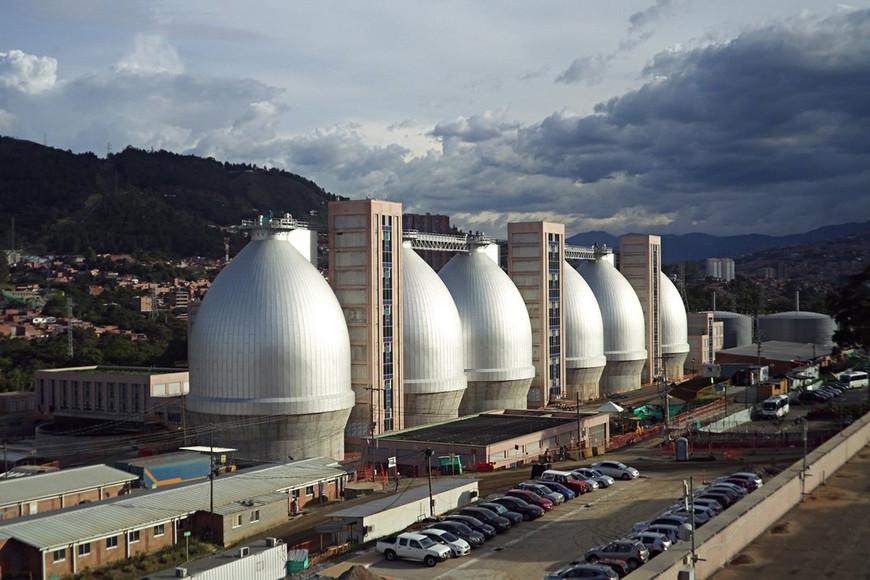 Acciona inaugura su primera planta de tratamiento de agua en Colombia