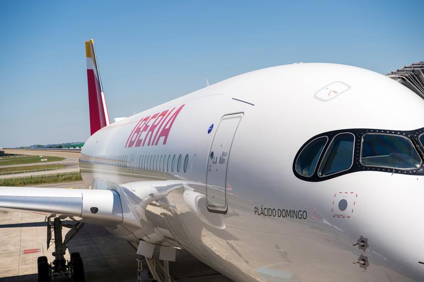 Iberia volará a diario a Bogotá con el Airbus A350-900