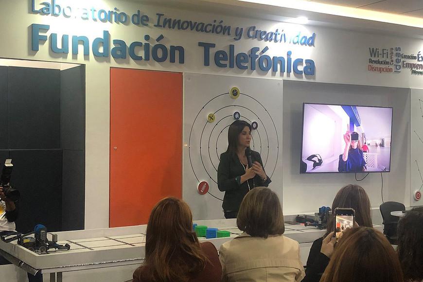 Nuevo Laboratorio de Innovación de la Fundación Telefónica Movistar