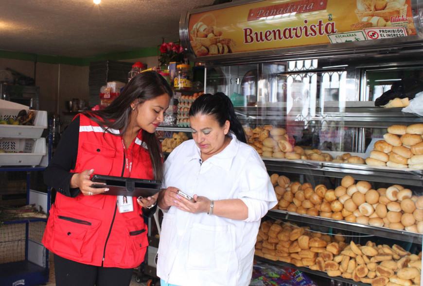 Bancamía apoya en Colombia a más de medio millón de emprendedores