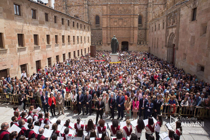 Encuentro Iberoamericano de Antiguos Alumnos en Salamanca