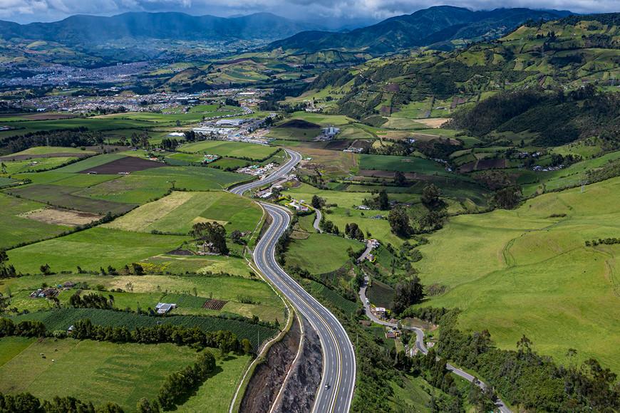 Entra en funcionamiento un nuevo tramo de autopista construido por Sacyr