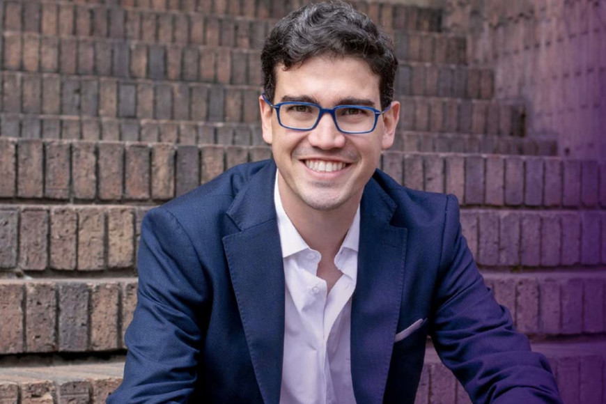 El colombiano Juan David Aristizábal, Premio Princesa de Girona Internacional 2021