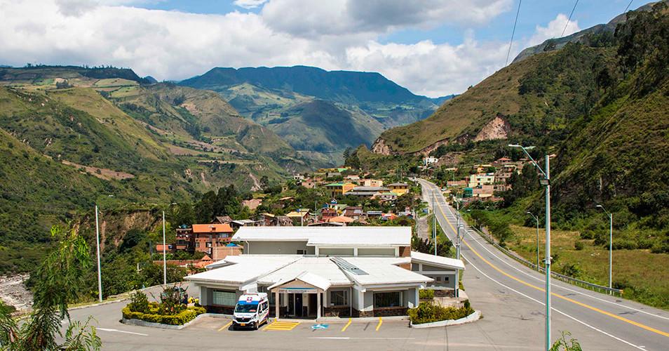 Sacyr cierra la financiación de una autopista en Colombia