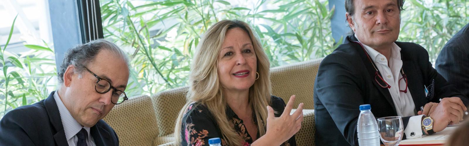 VI Patronato de la Fundación Consejo España-Colombia