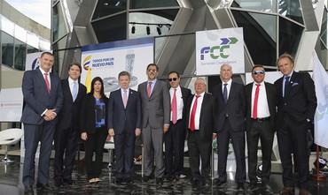 FCC inaugura la nueva torre de control del Aeropuerto de Bogotá
