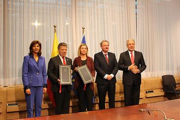 Suprimida la exigencia de visado para viajar de Colombia al espacio Schengen