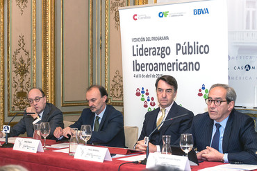 I Programa de Liderazgo Público Iberoamericano