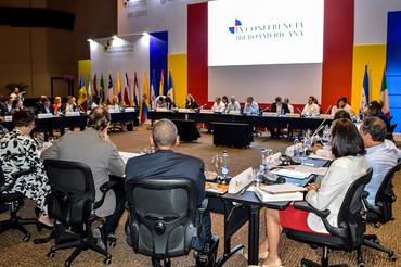IX Conferencia Iberoamericana de Ministros de Trabajo