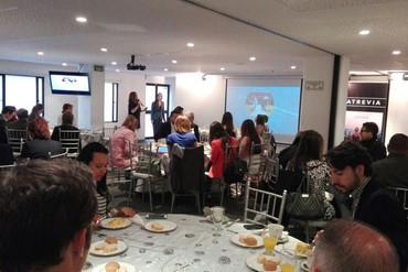 ATREVIA presenta en Colombia las últimas tendencias en comunicación