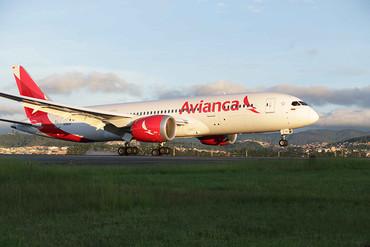 Avianca aumenta sus vuelos a Madrid desde Colombia