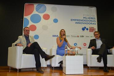 Se celebra el octavo Foro BBVA MET de mujeres emprendedoras