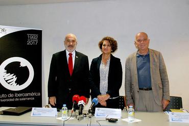 La Universidad de Salamanca inaugura la Cátedra Colombia