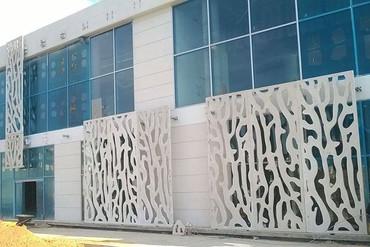 Tecnología española en el aeropuerto de Santa Marta