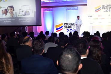 Colombia Startup celebra su cuarta edición