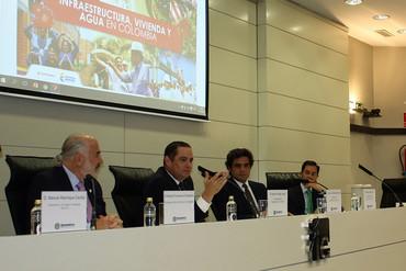España invierte casi 4.000 millones de dólares en infraestructuras colombianas
