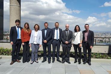 El Clúster de Logística de Euskadi muestra su funcionamiento en Colombia