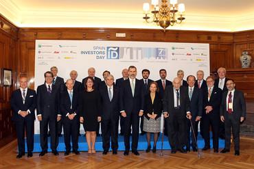 Los inversores internacionales se reúnen con compañías españolas en Spain Investors Day