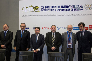 Turismo sostenible y el desarrollo económico, claves de CIMET 2017