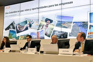 """""""Una Colombia en Paz: retos y oportunidades para las empresas"""""""