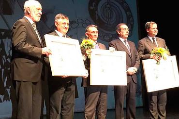 Gernika premia los Acuerdos de Paz de Colombia