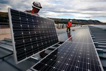 Primera feria sobre energía fotovoltaica en Colombia
