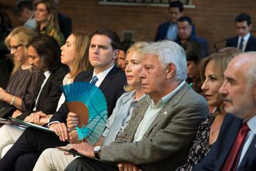 Homenaje a García Márquez en la Embajada de Colombia