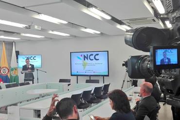Se presenta en Colombia NCC, el primer Noticiero Científico y Cultural de Iberoamérica