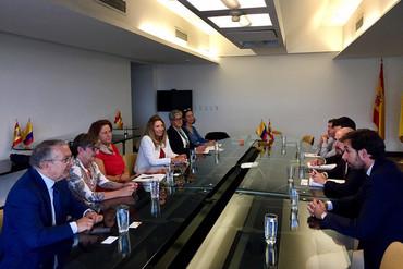 Misión comercial a Colombia de compañías gaditanas