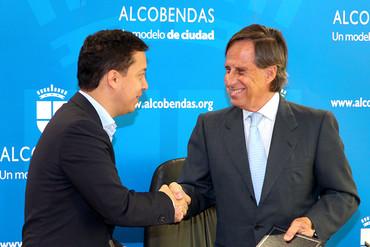 Alcobendas y Medellín acuerdan colaborar en la internacionalización de empresas