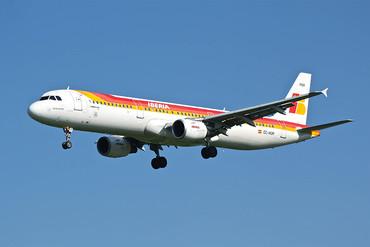 Iberia aumentará la frecuencia de sus vuelos Bogotá-Madrid