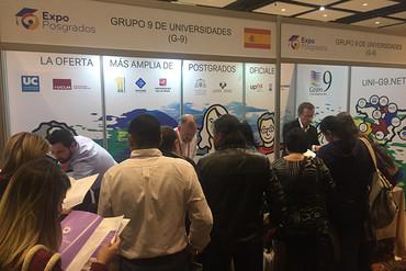 G-9 de Universidades presenta en Colombia su oferta de Posgrados