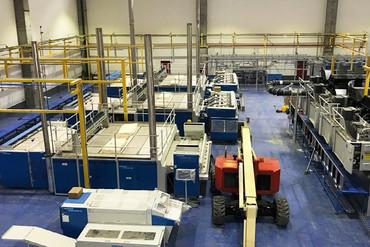 Ilunion abre su primera lavandería industrial en Colombia