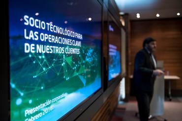 Colombia, centro de desarrollo tecnológico para Indra