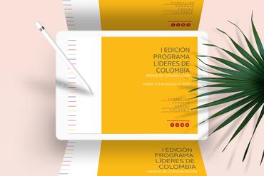 Vídeo y resumen de actividades del I Programa Líderes de Colombia
