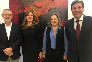 Castilla y León expone en Colombia su modelo de diálogo social