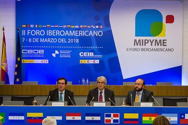 Alfonso Dastis destaca la importancia de las pymes españolas en Iberoamérica